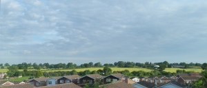 View of Hackwood Farm