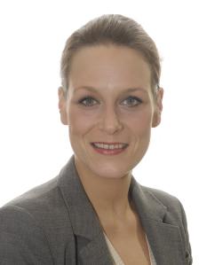Kat Boettge, lead MEP candidate