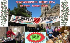 Compassionate Derby ad