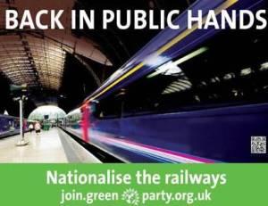 Nationalise railways