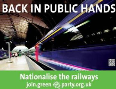 Nationalise railways