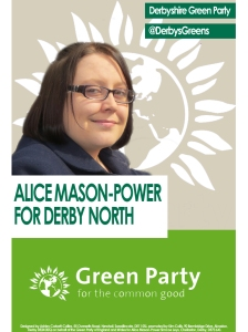 Alice Mason Power with imprint