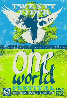 One World poster 2015