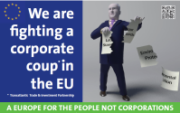 TTIP - a corporate coup