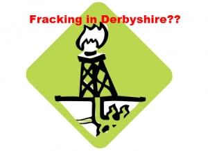 Fracking in Derby