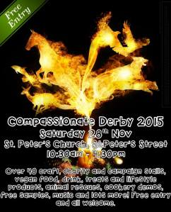 Compassionate Derby 2015