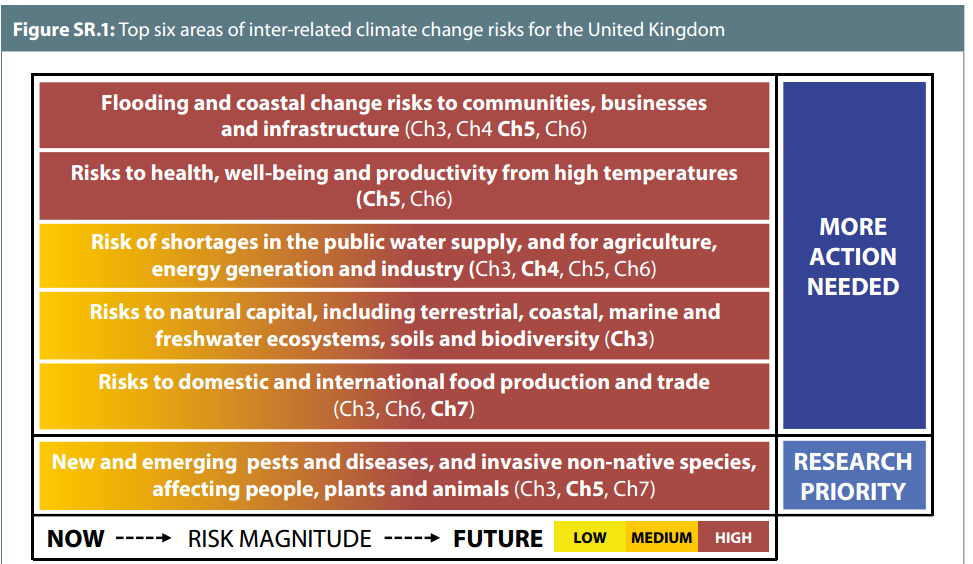 Climate change and business strategies?